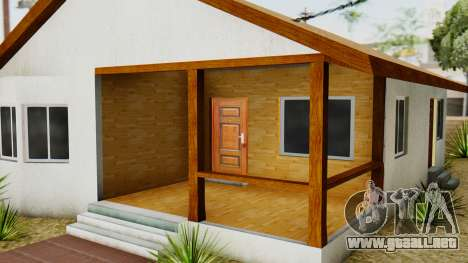Big Smoke House para GTA San Andreas tercera pantalla