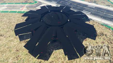 GTA 5 Stealth UFO [Beta] segunda captura de pantalla