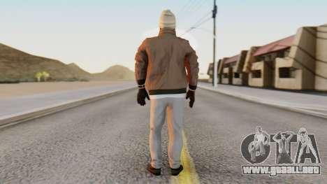 [BF Hardline] Gang Enforcer para GTA San Andreas tercera pantalla