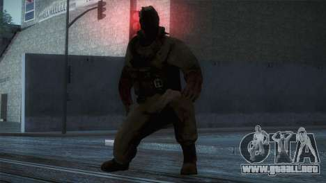 Order Soldier3 from Silent Hill para GTA San Andreas