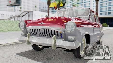 GAZ 21 Volga v2 para GTA San Andreas