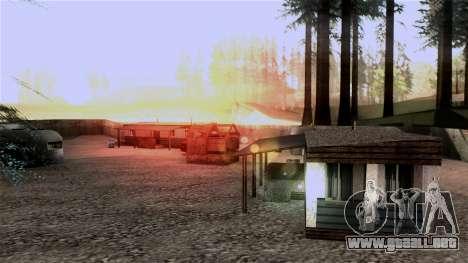 New Trailers para GTA San Andreas tercera pantalla