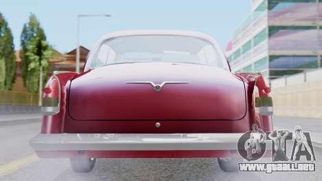 GAZ 21 Volga v3 para visión interna GTA San Andreas