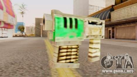 Warhammer Tec9 para GTA San Andreas