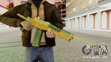Ruger para GTA San Andreas tercera pantalla