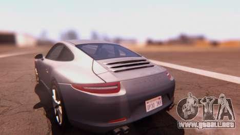 Jungles 3.0 para GTA San Andreas tercera pantalla