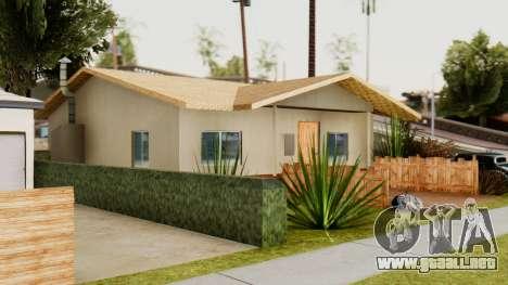 [RT] Denise House para GTA San Andreas segunda pantalla