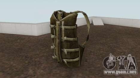 Original HD Parachute para GTA San Andreas