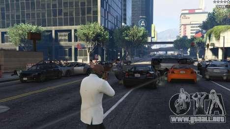 GTA 5 Strapped Peds tercera captura de pantalla
