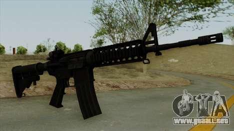 AR-15 Ironsight para GTA San Andreas