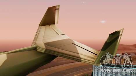 El Stormtrooper. para la visión correcta GTA San Andreas