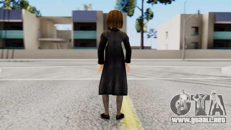 Lara Croft Child para GTA San Andreas tercera pantalla