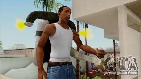 Original HD Jetpack para GTA San Andreas tercera pantalla