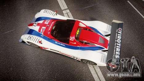 Radical SR8 RX 2011 [27] para GTA 4 visión correcta