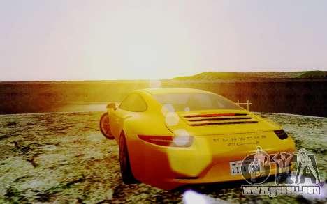 ENB Series HQ Graphics v2 para GTA San Andreas