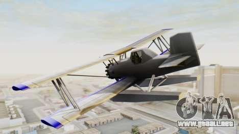 Un cropduster-Hidroavión v1.0 para GTA San Andreas left