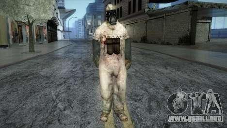 Order Soldier from Silent Hill para GTA San Andreas segunda pantalla