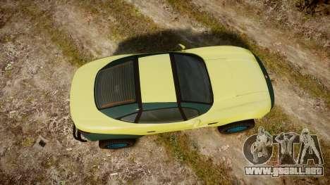 GTA V Coil Brawler para GTA 4 visión correcta