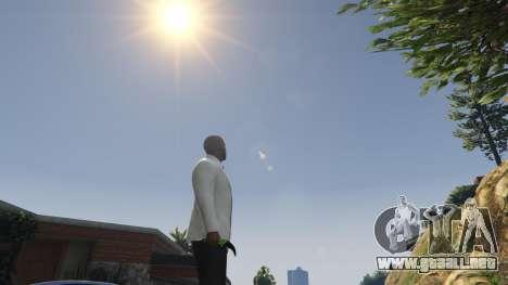 GTA 5 Karambit segunda captura de pantalla
