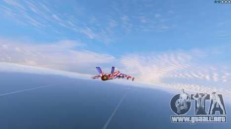 GTA 5 Para colorear, estados UNIDOS de Hydra segunda captura de pantalla