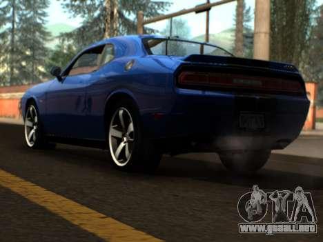 Lime ENB 1.3 para GTA San Andreas segunda pantalla
