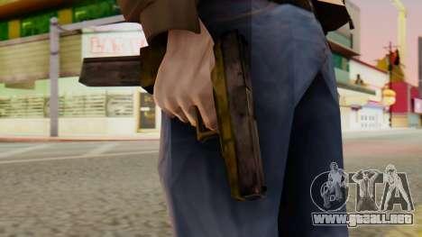 Glock 17 SA Style para GTA San Andreas tercera pantalla
