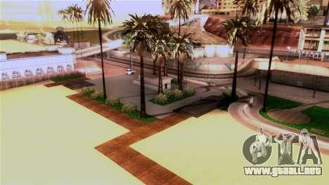 Nueva playa de Los Santos para GTA San Andreas tercera pantalla