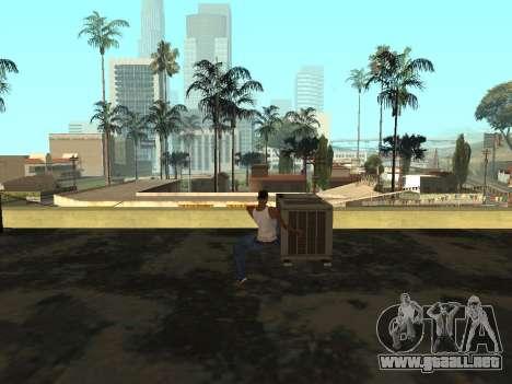 Animación de GTA Vice City para GTA San Andreas quinta pantalla