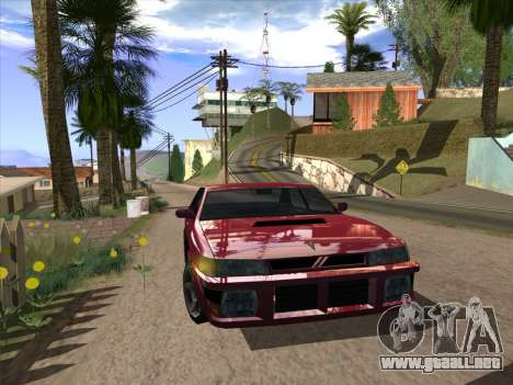 Ultimate Graphics Mod 2.0 para GTA San Andreas