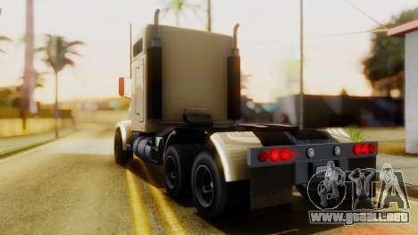 GTA 5 MTL Packer Trainer IVF para GTA San Andreas left