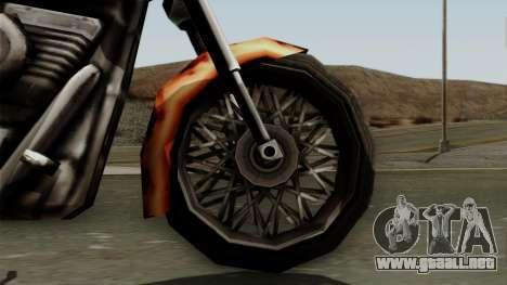 Freeway Diablo para la visión correcta GTA San Andreas