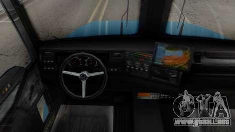 GTA 5 MTL Packer Trainer para la visión correcta GTA San Andreas
