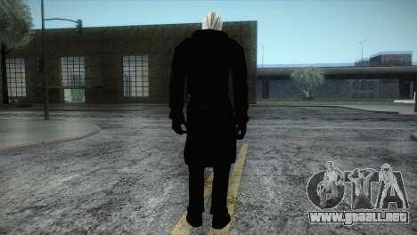 Franklyn Movie Skin para GTA San Andreas tercera pantalla