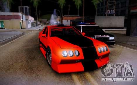 Buffalo GTR para GTA San Andreas