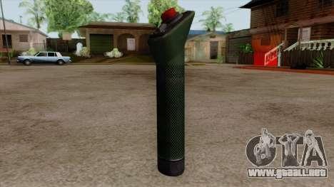 Original HD Bomb Detonator para GTA San Andreas segunda pantalla