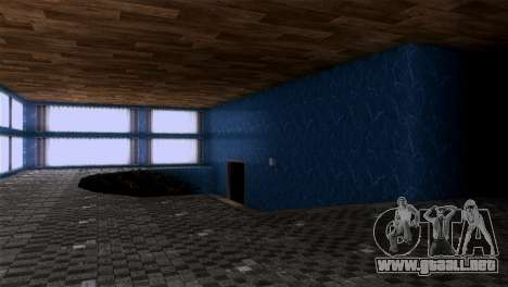 Retextured interior de la mansión de MADD Dogg para GTA San Andreas segunda pantalla