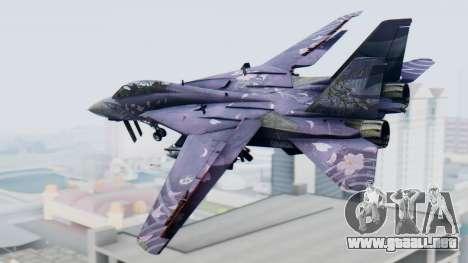 F-14D Zipang para GTA San Andreas left