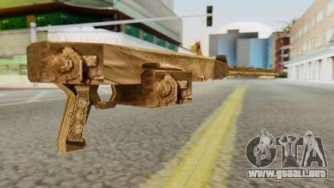 MG-81 from Hidden and Dangerous 2 para GTA San Andreas segunda pantalla