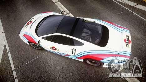 Jaguar XJ220 1992 [EPM] Martini para GTA 4 visión correcta
