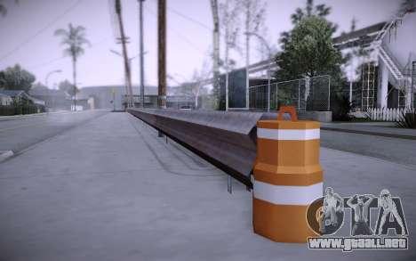 Edificio en la Calle Grove v0.1 Beta para GTA San Andreas undécima de pantalla