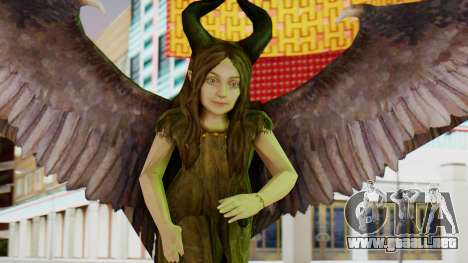 Malefica Child para GTA San Andreas