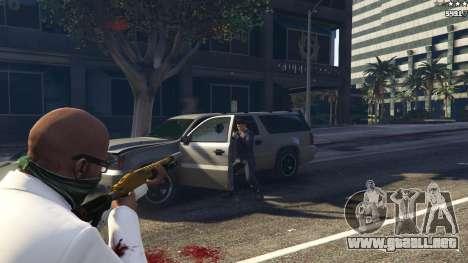 GTA 5 Strapped Peds quinta captura de pantalla