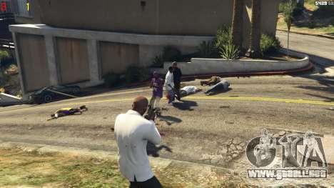 GTA 5 Gang wars 0.2