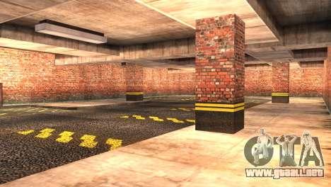 Doherty Garage Retexture para GTA San Andreas tercera pantalla