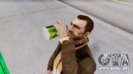 RT. Banco Sprunk para GTA San Andreas segunda pantalla