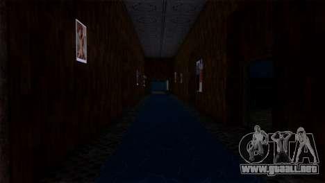 Retextured interior de la mansión de MADD Dogg para GTA San Andreas tercera pantalla