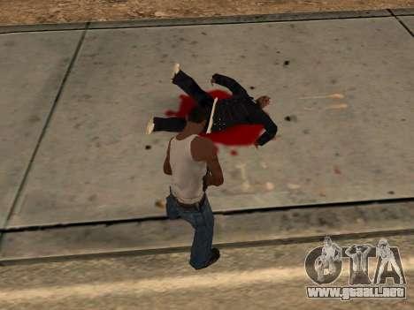Animación de GTA Vice City para GTA San Andreas novena de pantalla