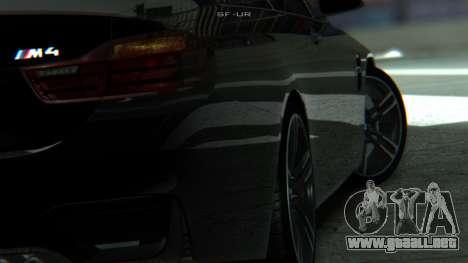 Jungles 3.0 para GTA San Andreas quinta pantalla