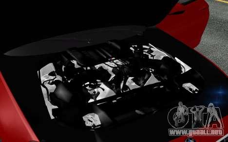 BMW M6 2013 v1.0 para el motor de GTA San Andreas