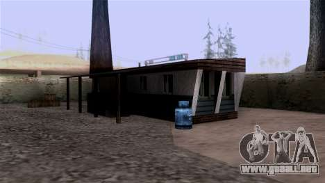 New Trailers para GTA San Andreas segunda pantalla